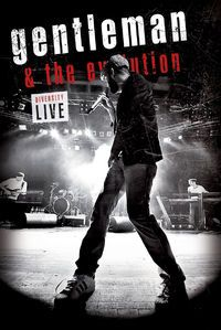 Cover Gentleman & The Evolution - Diversity Live [DVD]